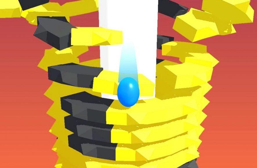 Stack Ball 3D juegos offline