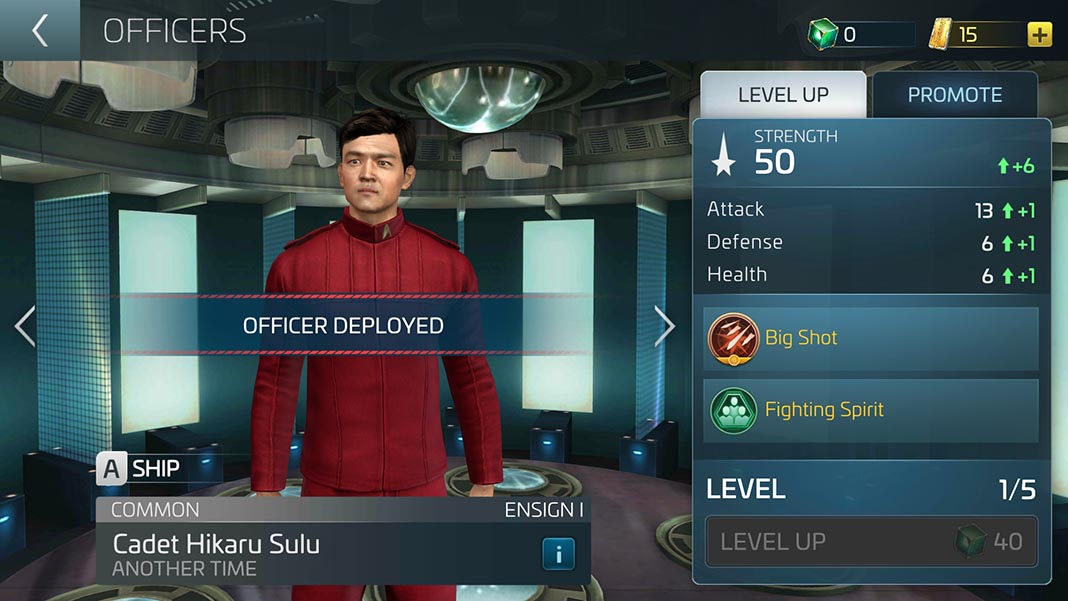 star trek fleet 3 Star Trek Fleet Command, estrategia espacial basada en el universo cinematográfico