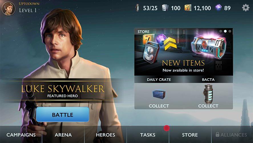 star wars rivals screenshot 2 Star Wars: Rivals ya disponible para Android (Unreleased)