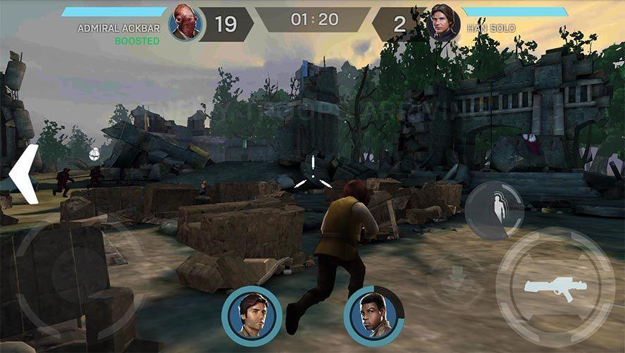 star wars rivals screenshot 3 Star Wars: Rivals ya disponible para Android (Unreleased)