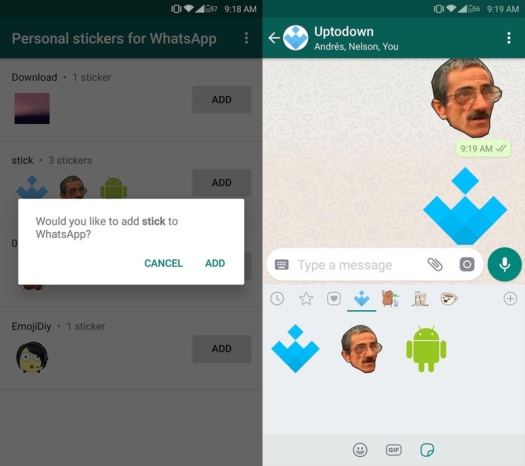 stickers whatsapp Cómo crear tus propios stickers para WhatsApp