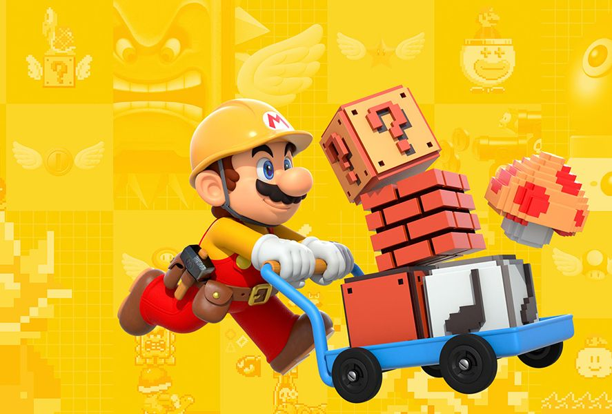 Super Mario Maker Android