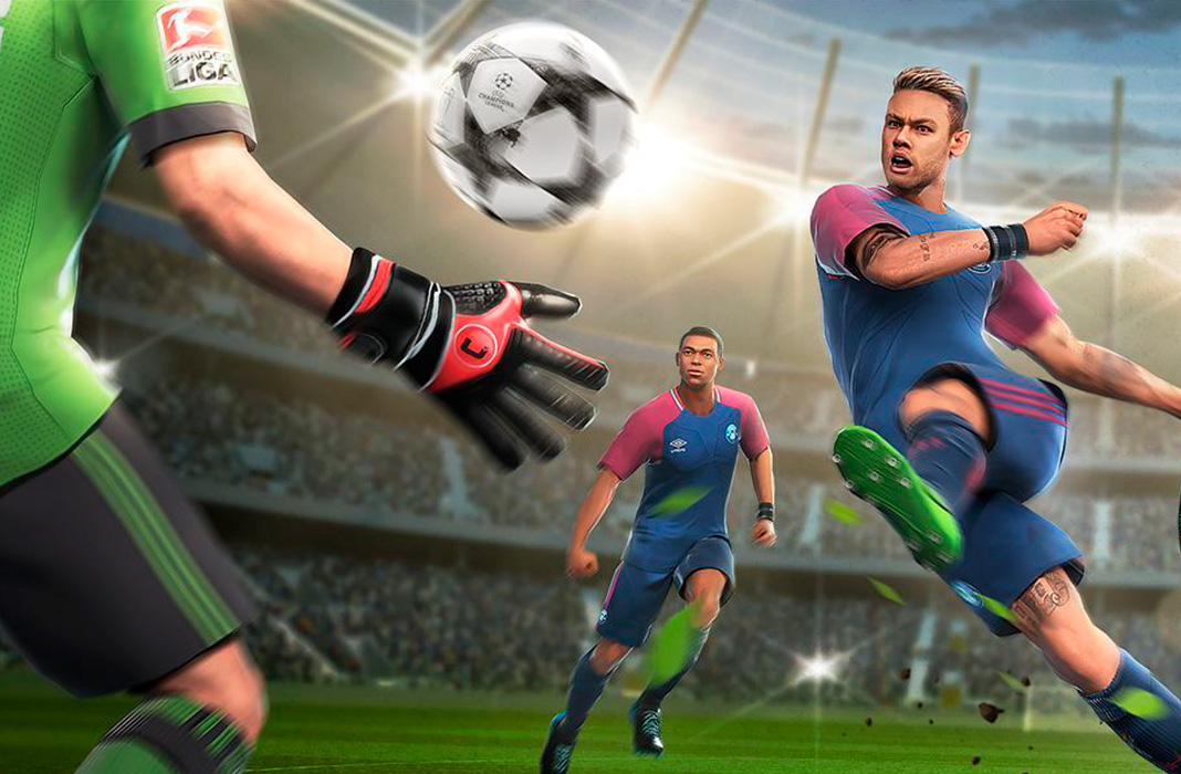 SUPER SOCCER Android
