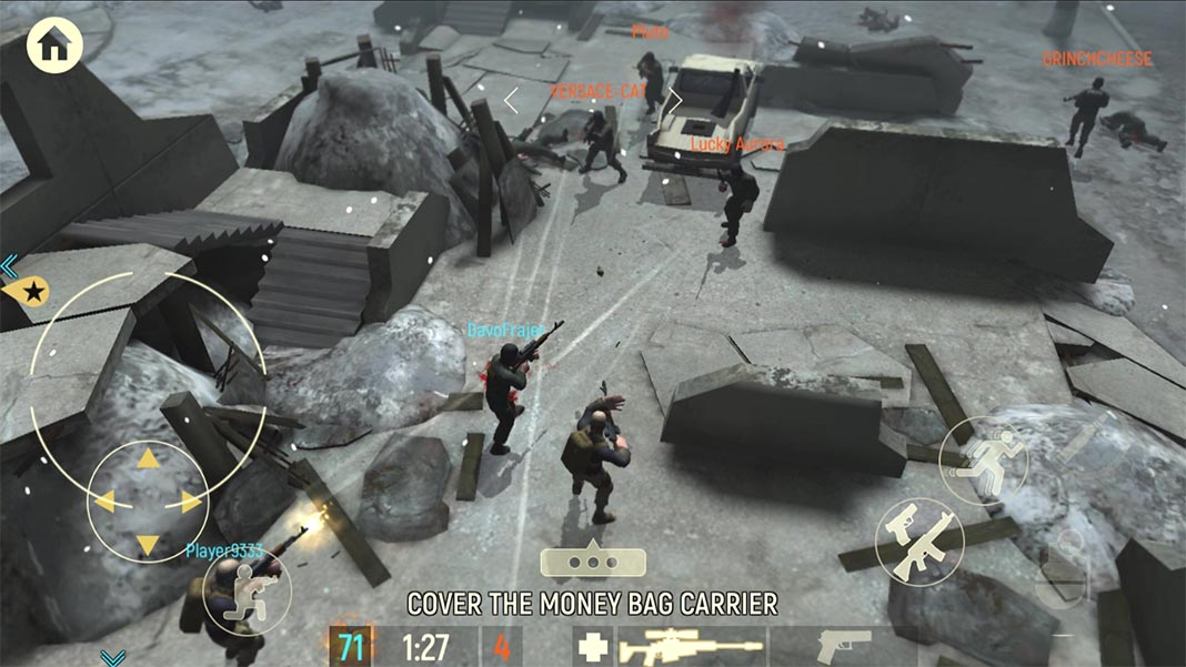 tacticool feaetured The top 10 Android games of the month [February 2019]