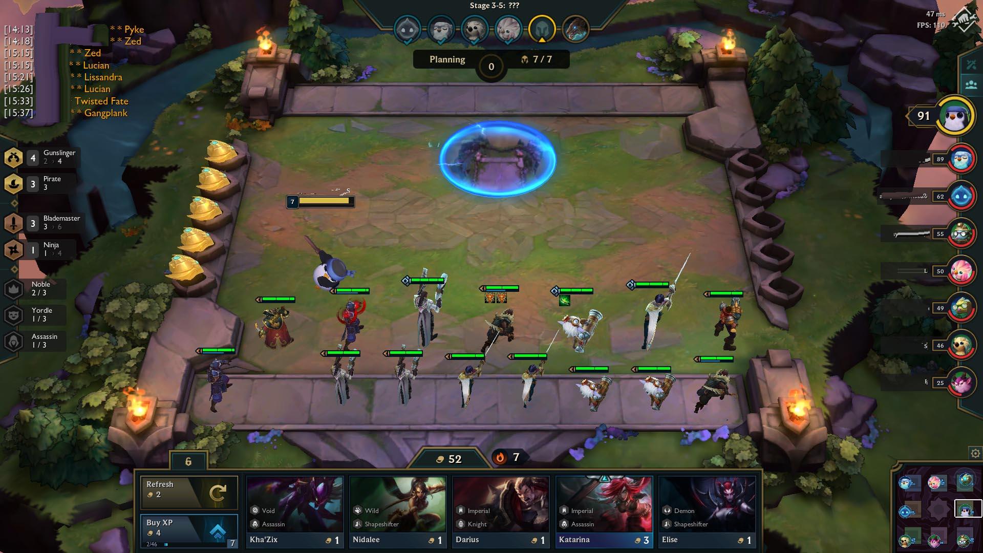 Teamfight Tactics para Android
