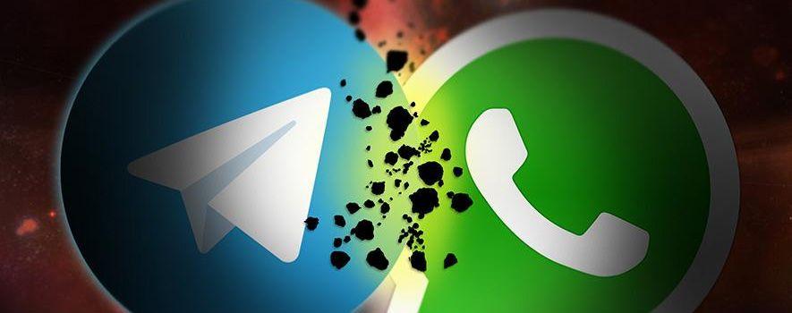 telegram vs whatsapp featured WhatsApp cumple 10 años: de WhatsApp Plus a la polémica suscripción de pago