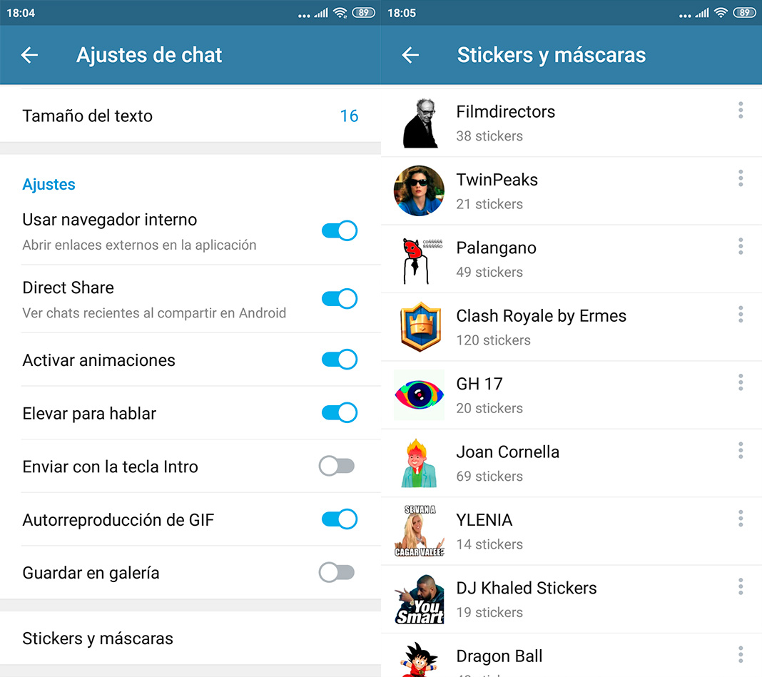 Stickers Telegram WhatsApp