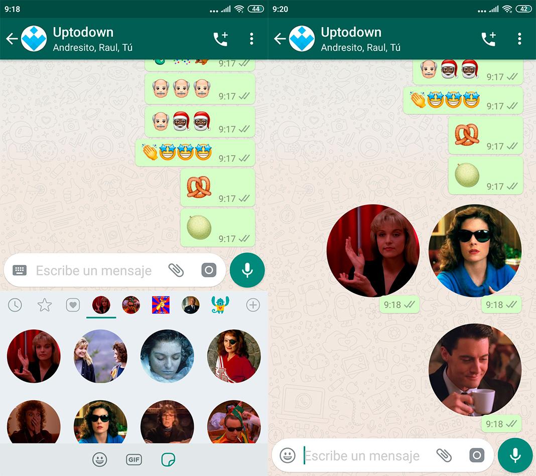 Stickers Telegram WhatsApp