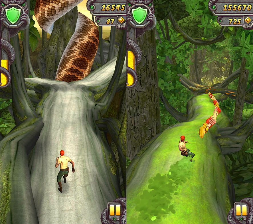 Temple run patcher on play store
