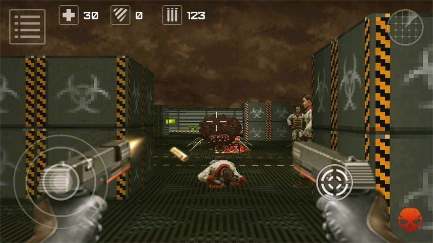 Diez Juegos De Terror Para Android
