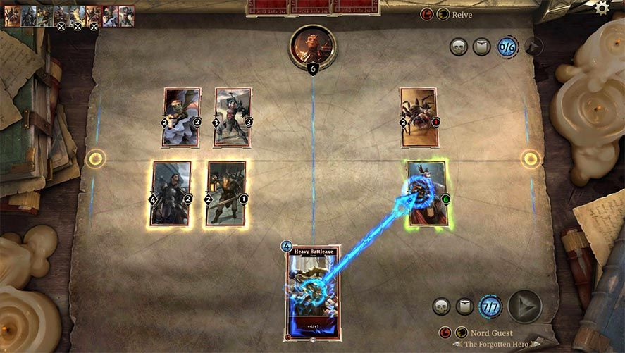 """tes legends screenshot 1 10 """"unreleased"""" Android games to download today"""