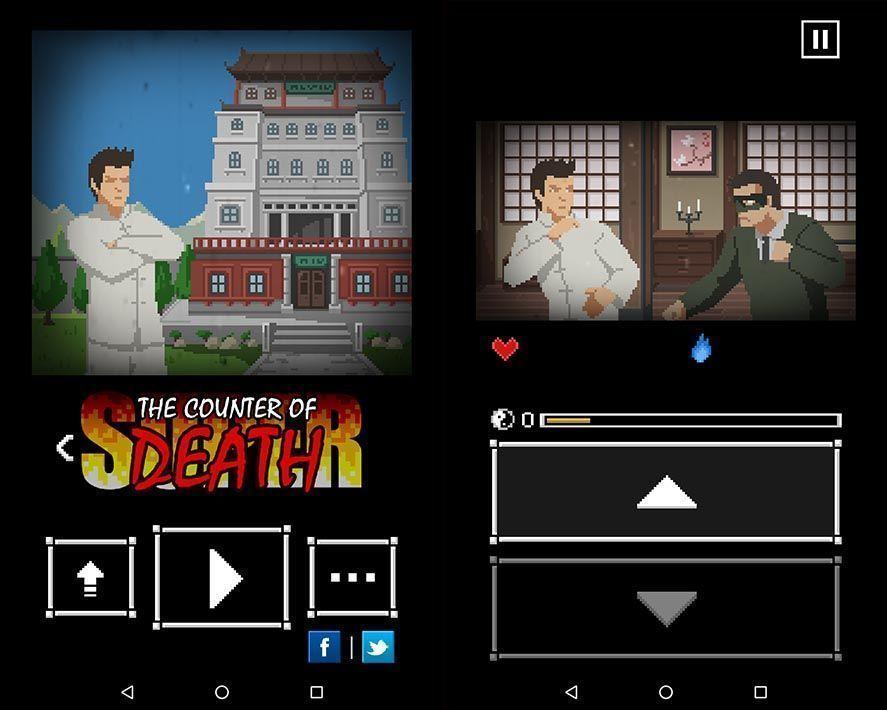 the counter of death screenshot 1 The Counter of Death, un bonito homenaje al cine de artes marciales