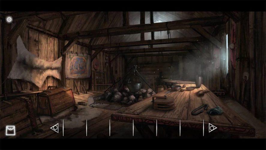 The Frostrune screenshot