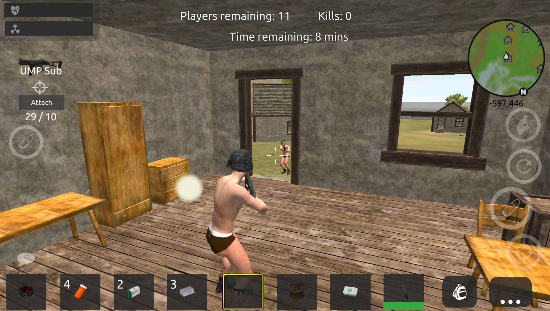 thrive online 6 Five PLAYERUNKNOWN'S BATTLEGROUNDS clones for Android
