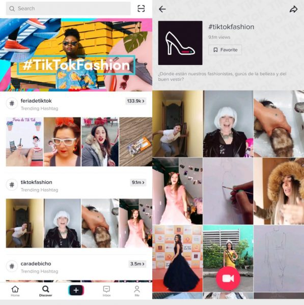Tik Tok, the social network that moves to your rhythm