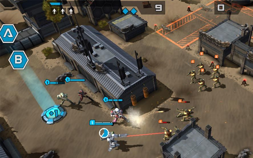 titanfall assault screenshot 1 Titanfall Assault now available for Android