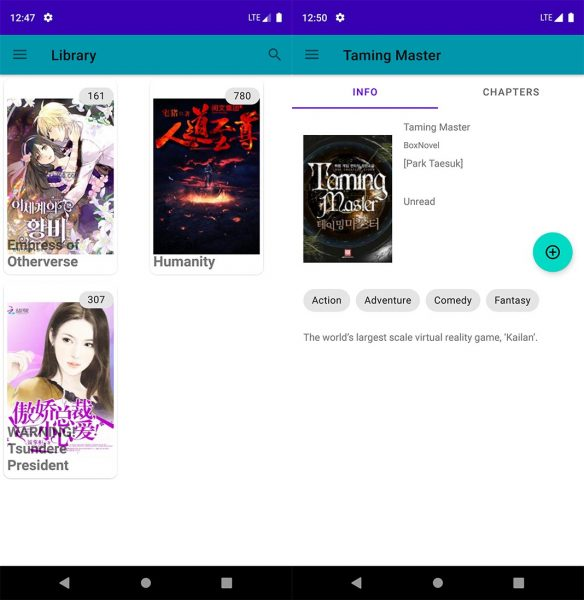 top android julio shosetsu Ten best Android apps for July 2019