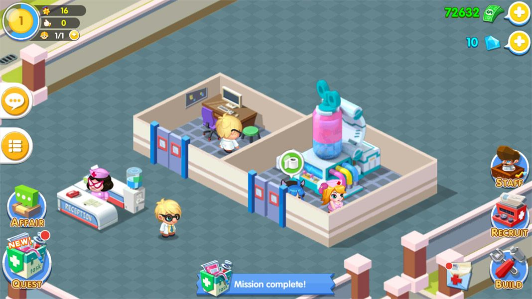 top android septiembre 2017 pocket hospital Our top 10 Android games of the month [September 2017]