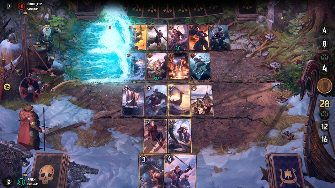 Gwent The Wotcher Card Game screenshot