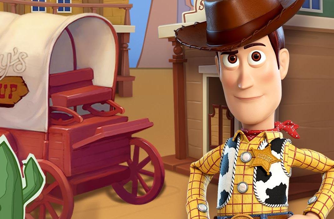 Story DropEmpareja Juguetes El Andy En De Toy Cuarto 1FJu5TlKc3
