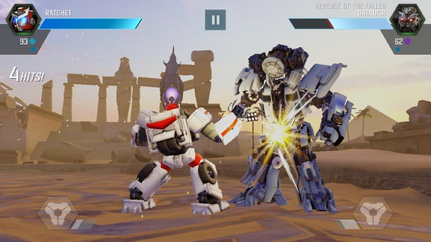 transformers forged to fight 1 Transformers: Forged to Fight is the fangame you've always dreamed of
