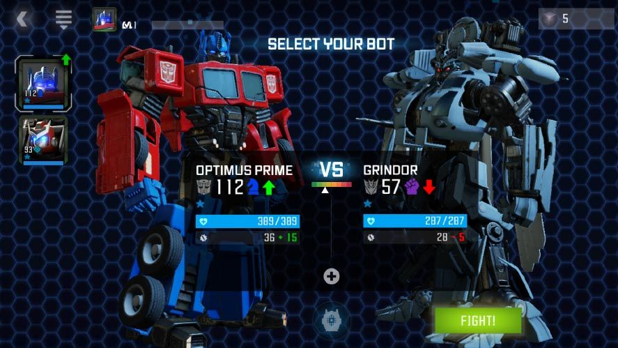transformers forged to fight 4 Transformers: Forged to Fight is the fangame you've always dreamed of