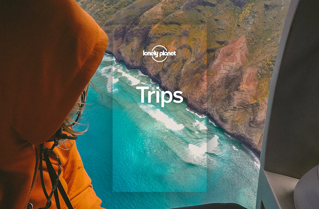 Trips by Lonely Planet