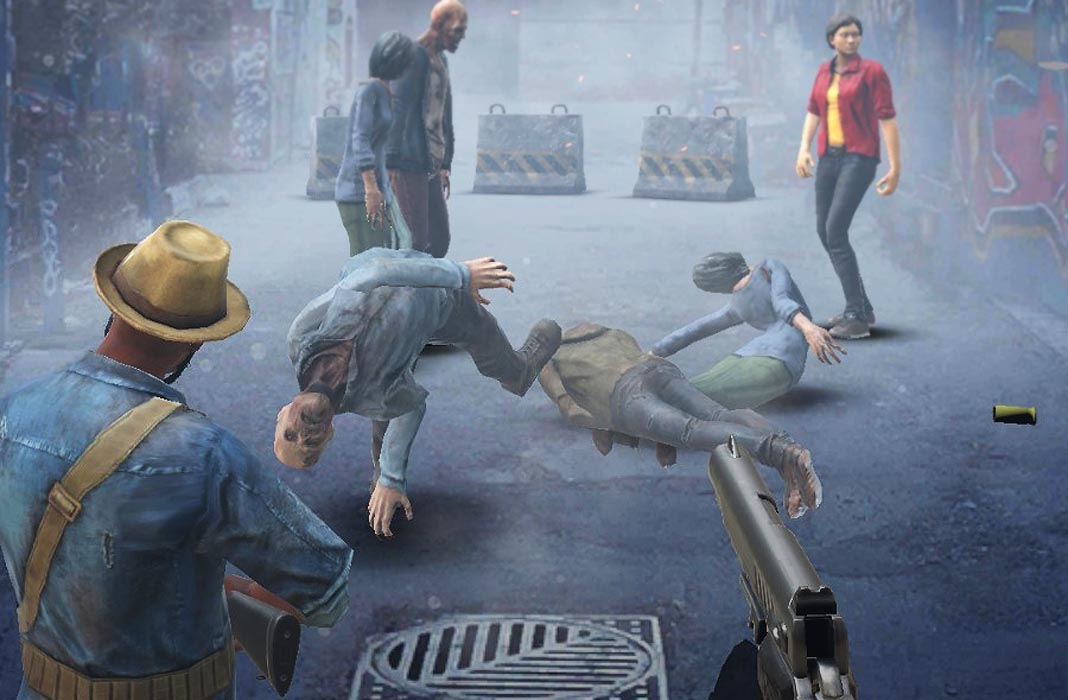 twd our world screenshot 3 The augmented reality game, The Walking Dead: Our World is now available