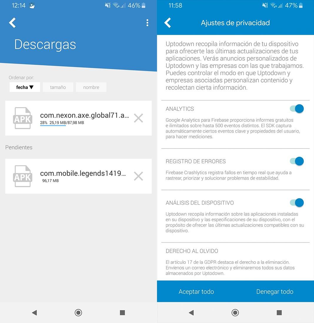 uptodown android app nueva Disponible la versión 3.56 de Uptodown App Store con importantes novedades
