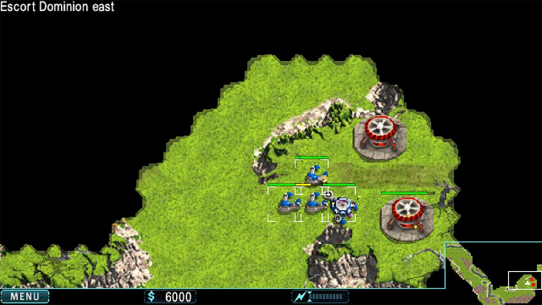 Warfare Incorporated screenshot