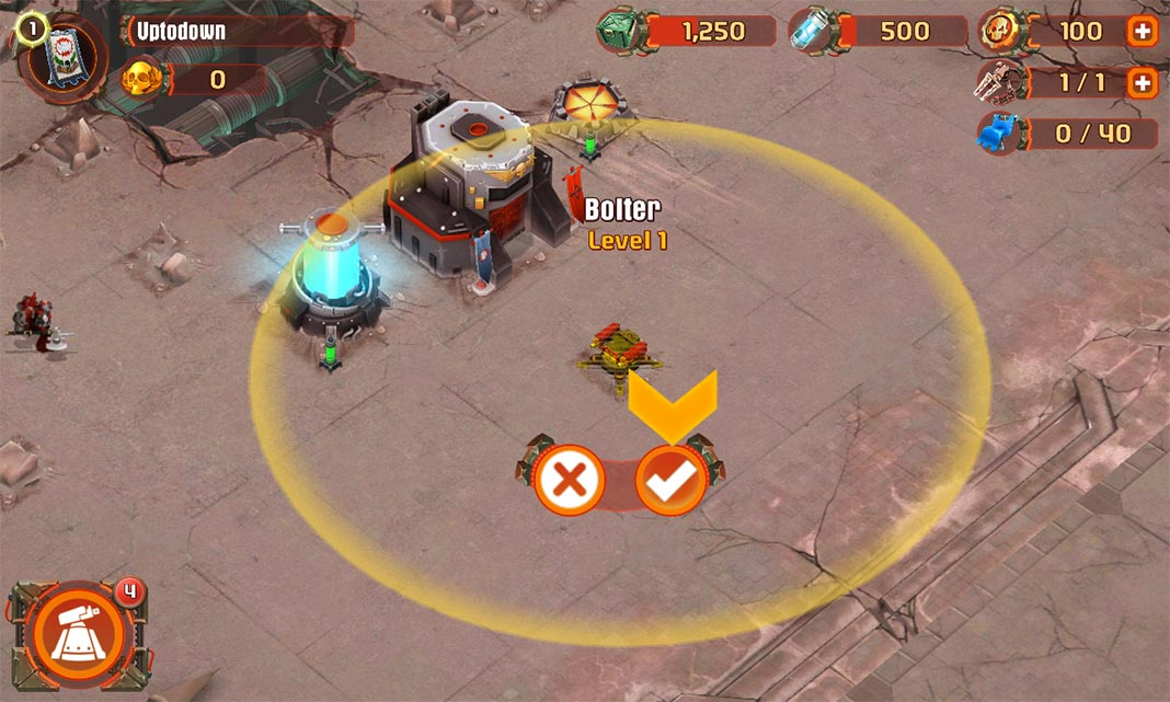 warhammer drop assault All the free Android games set in the Warhammer universe