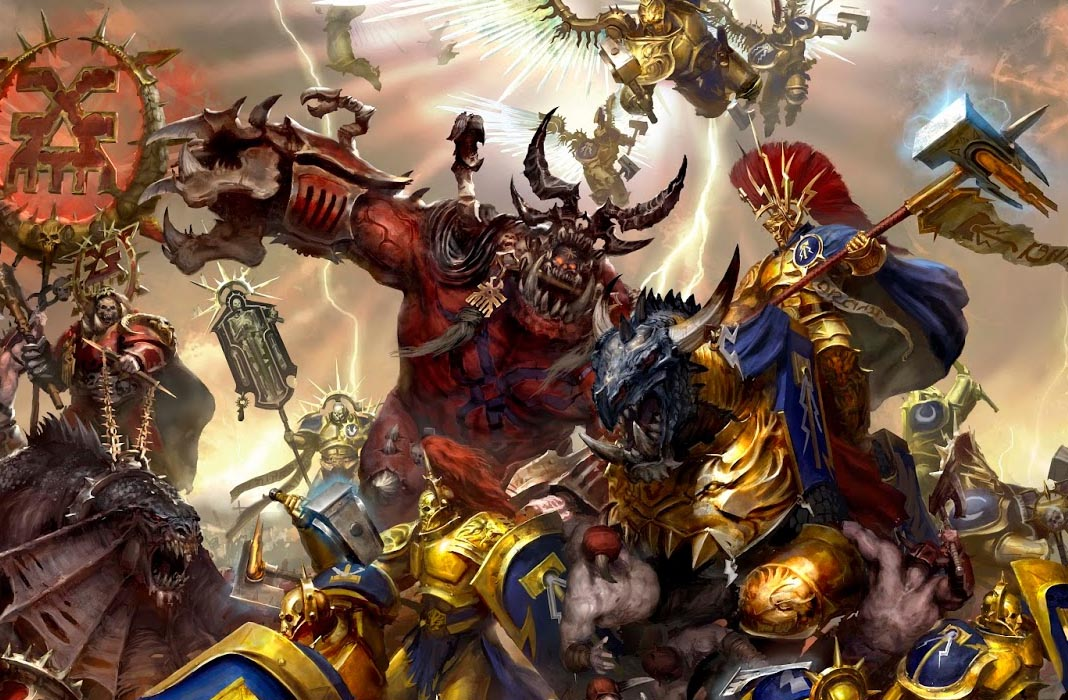 All the free Android games set in the Warhammer universe