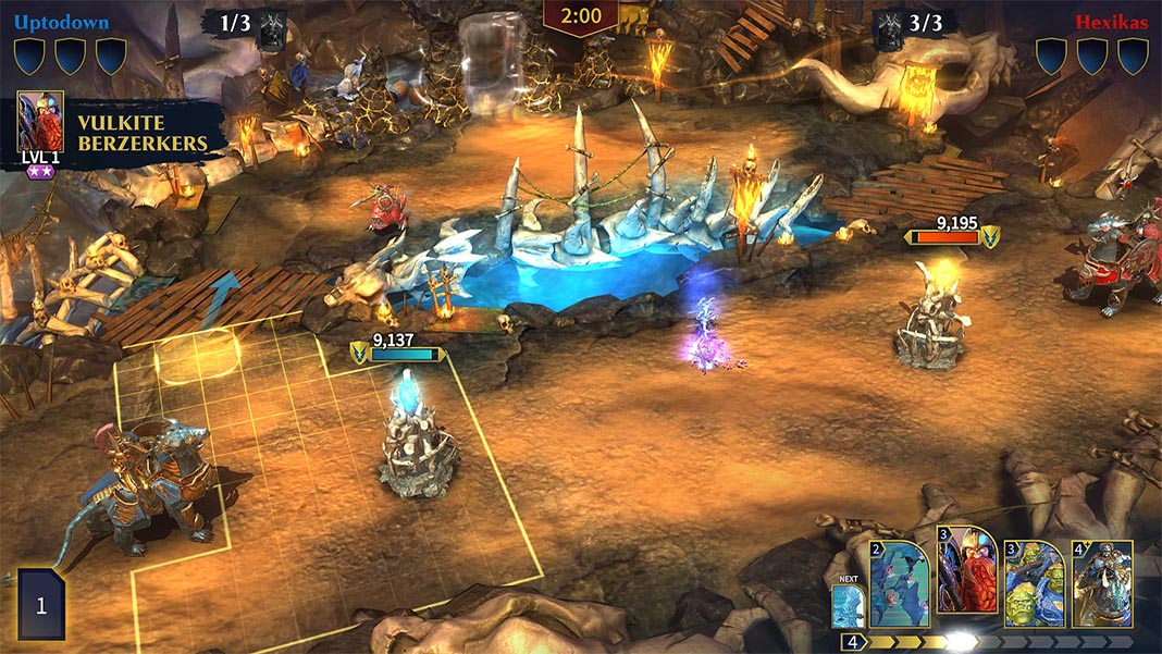 Warhammer Realm War screenshot