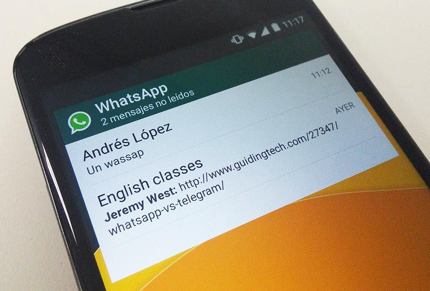 whasapp widgets screenshot 1 Bet you've never used these practical WhatsApp widgets