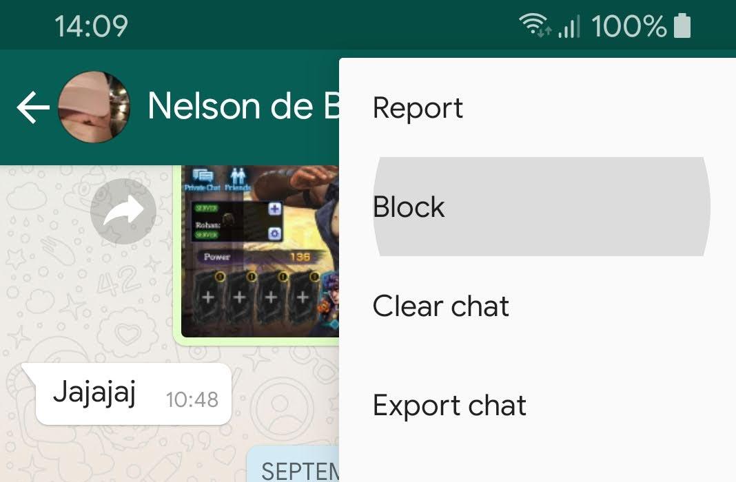 whatsapp bloquear grupo Cómo bloquear grupos en WhatsApp