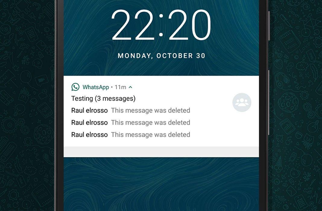 whatsapp borrar mensajes featured WhatsApp por fin permite eliminar mensajes ya enviados