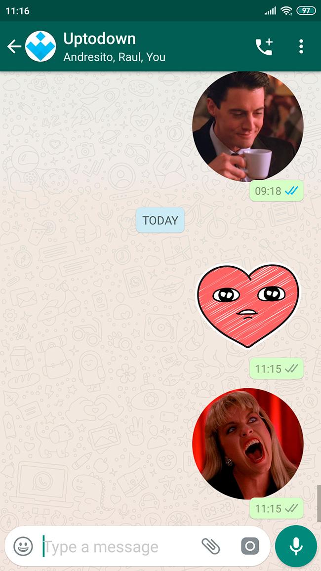 whatsapp call screenshot 1 en Group calls in WhatsApp are now easier than ever