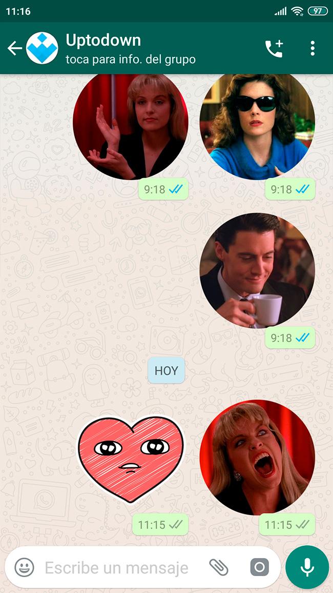 whatsapp call screenshot 1 Las llamadas grupales de WhatsApp ahora son más fáciles que nunca