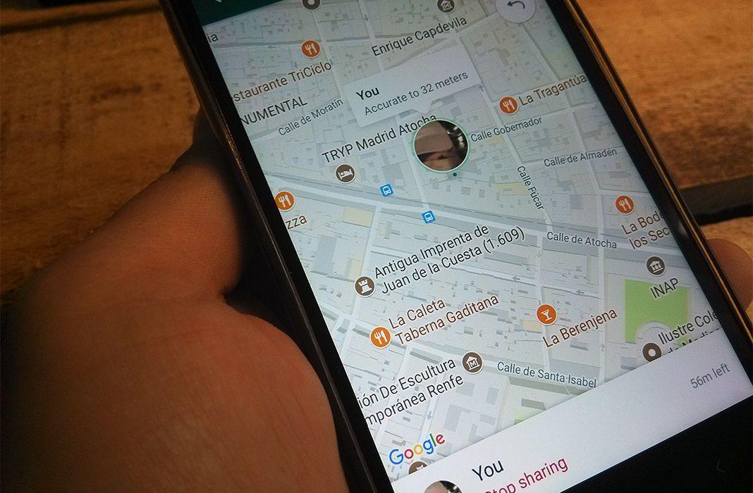 Cómo compartir nuestra ubicación en tiempo real en WhatsApp