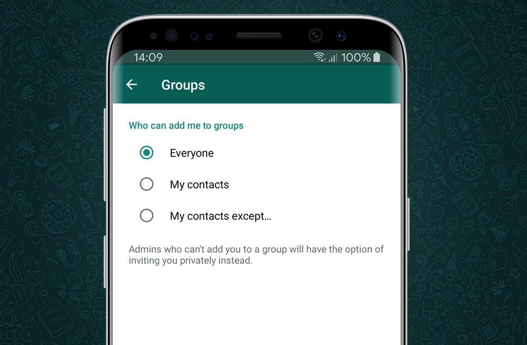 whatsapp groups block featured WhatsApp ya permite evitar que nos añadan a grupos sin nuestro consentimiento
