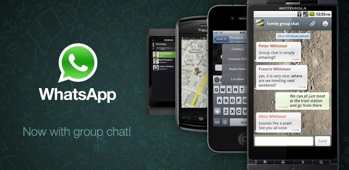 How to install WhatsApp on devices without a SIM card