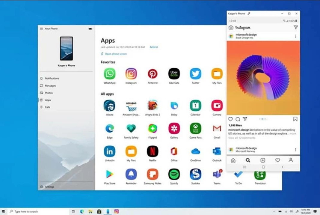 Apps Android en Windows 11