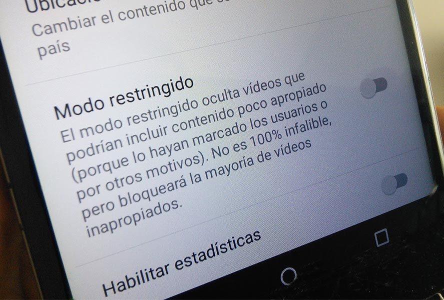 youtube modo restringido feat Cómo habilitar el modo restringido en YouTube