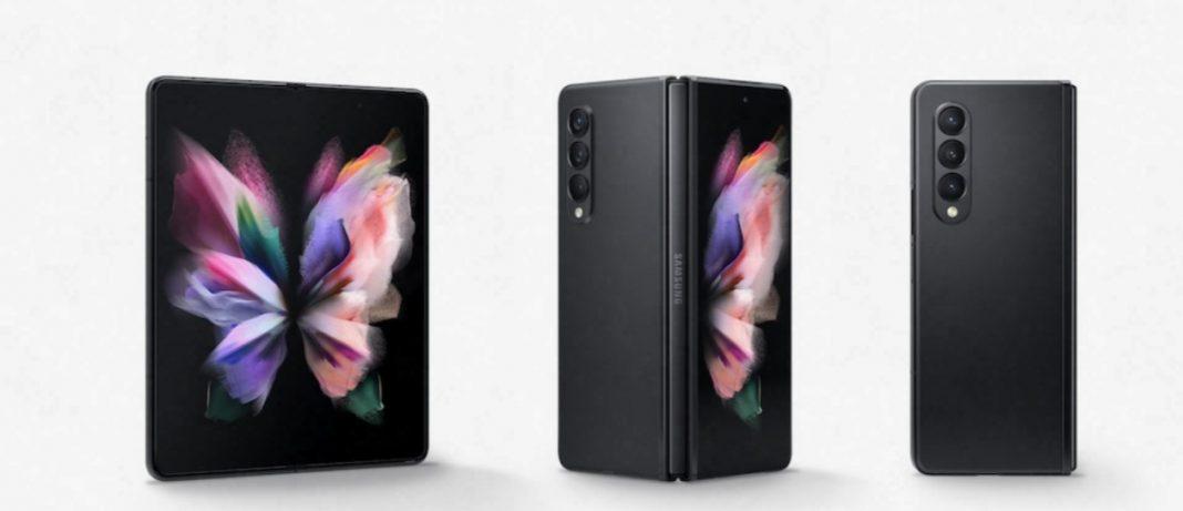 Samsung Galaxy Z Fold 3, un smartphone plegable
