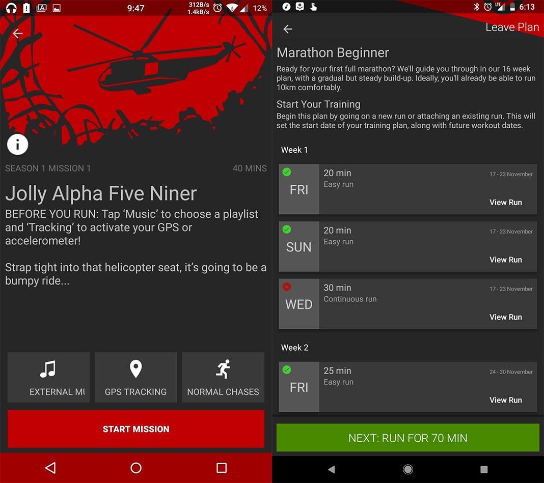 zombies run screens Llega una nueva oleada de juegos de geolocalización y realidad aumentada